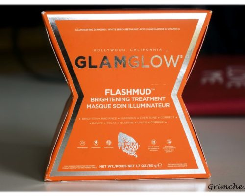 GlamGlow Flash Mud