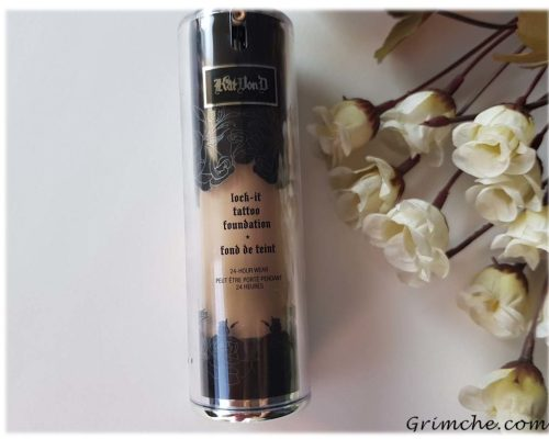 Kat Von D: Lock-It Tatoo Foundation
