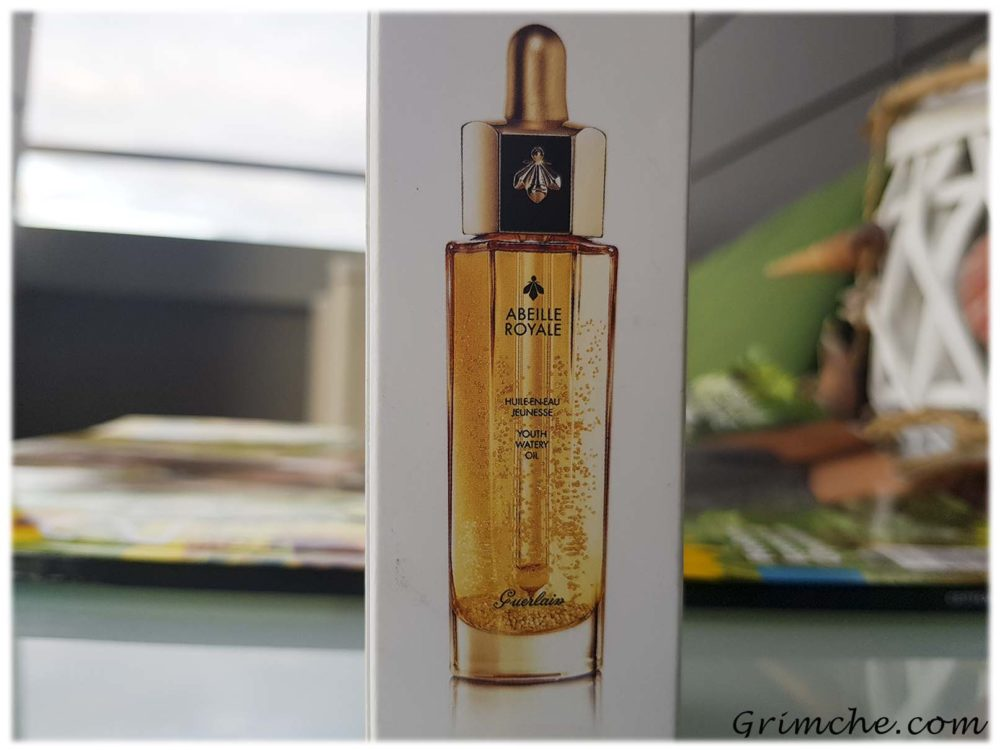 Олио за лице от Guerlain - Abeille Royale Youth Watery Oil