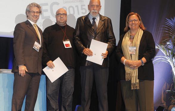 El estudio Darios Inflamatorio premiado en el Congreso Nacional de Cardiologia