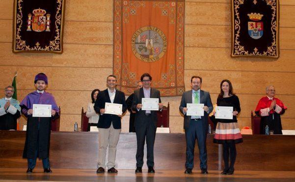Premio Extraordinario a la Tesis Doctoral del Estudio Castúo
