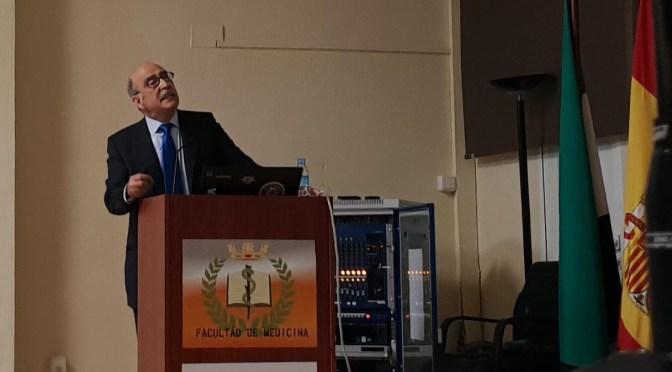 El Dr. Francisco Buitrago primer Profesor Titular de Medicina de Familia de la Universidad de Extremadura.