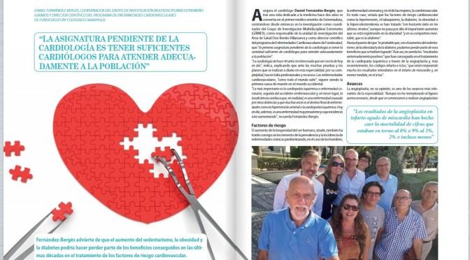 Entrevista en «IM Médico»