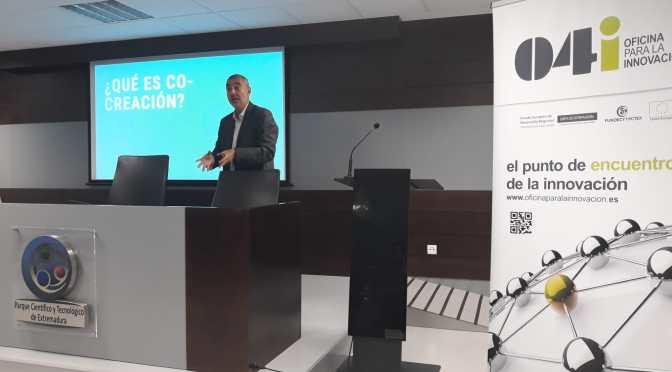 Participación en la «Mesa de Intercambio Tecnológico en el Sector de la Salud»