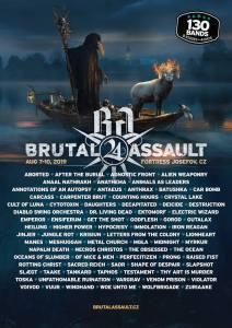 Brutal Assault 2019