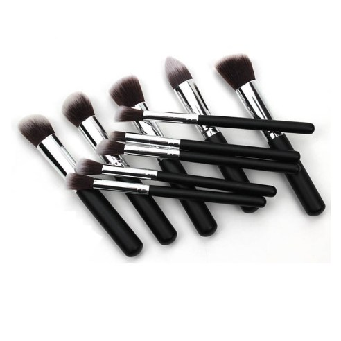 10pcs-Makeup-Brush-Set-with-cosmetic-Puff-Synthetic-Hair-font-b-Mini-b-font-font-b
