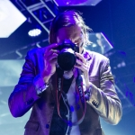 Arcade Fire with Dan Deacon at The Forum- Photos- August 1, 2014