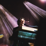 Arctic Monkeys at the Hollywood Forever Cemetery by Steven Ward
