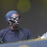 Seu Jorge at Arroyo Seco Weekend by Steven Ward