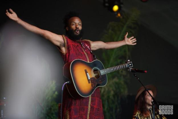 Fantastic Negrito at Arroyo Seco Weekend 2018 by Steven Ward