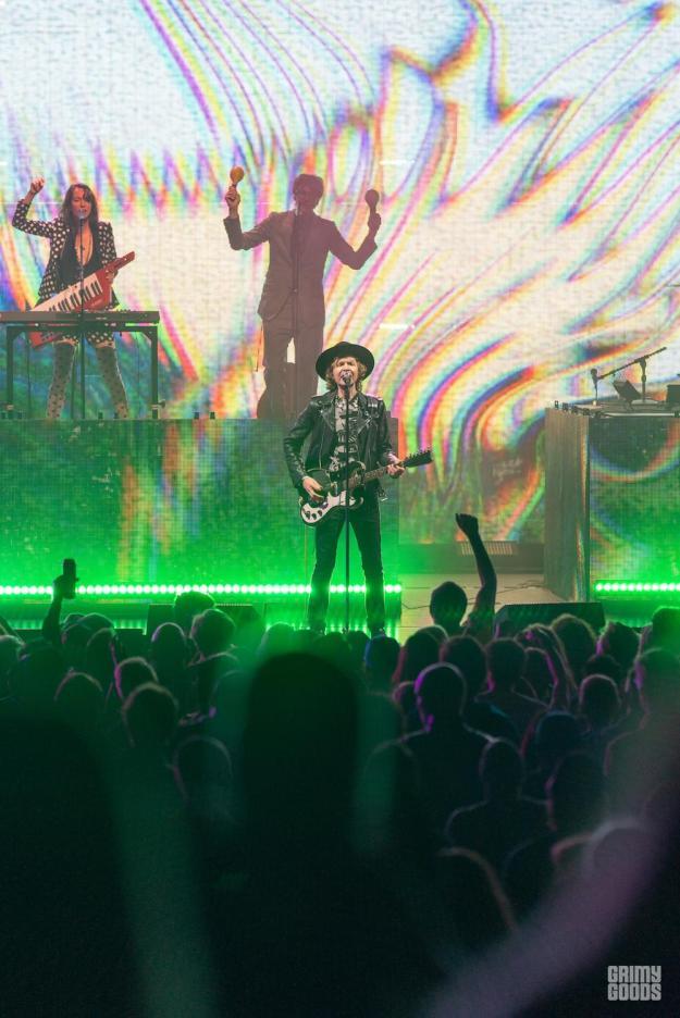 Beck at Hollywood Bowl -- Photo: David Fisch