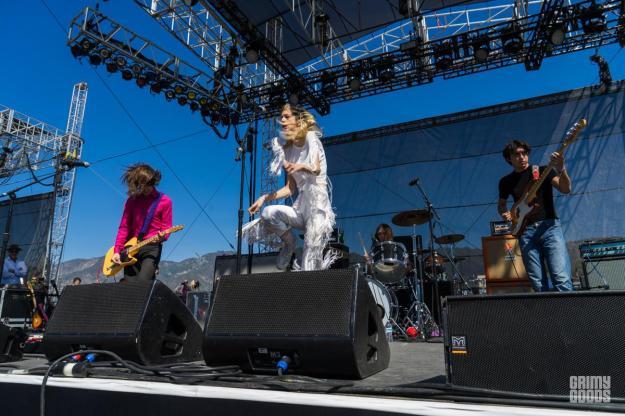 Starcrawler at Cal Jam -- Photo: ZB Images