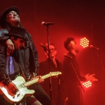 Bernard Fowler and Earl Slick Celebrating David Bowie at The Wiltern