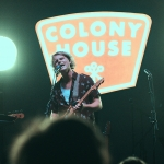 Colony House at the Wiltern
