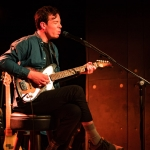 Tim Carr at the Moroccan Lounge - Photo by ZB Images