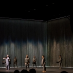 David Byrne at Shrine Auditorium -- Photo: ZB Images