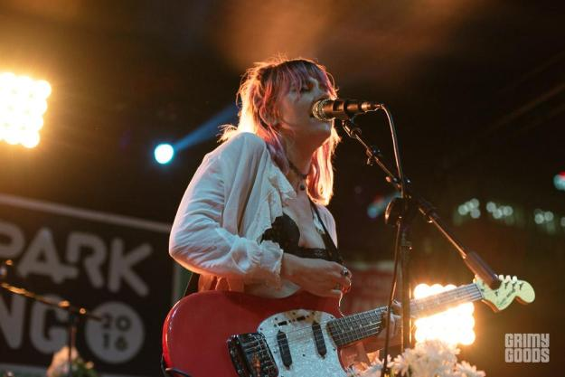 Bleached at Echo Park Rising 2016