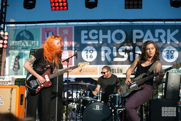 Feels at Echo Park Rising 2016