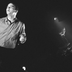 Future Islands at The Fonda Theatre Photos by ceethreedom