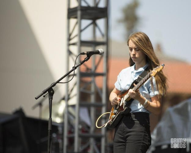 Kevin Morby, FYF Fest, photo by Wes Marsala