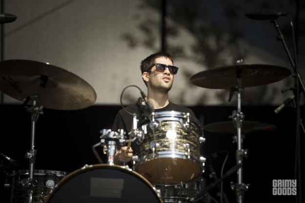 Mikal Cronin, FYF Fest, photo by Wes Marsala