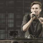 Flume, FYF Day 2, photo by Wes Marsala