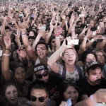 Crowd, FYF Day 2, photo by Wes Marsala