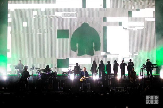 Gorillaz at the Forum -- Photo: Wes Marsala