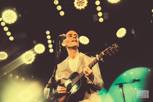 Jens Lekman at Teragram Ballroom — Photo: Andrew Gomez