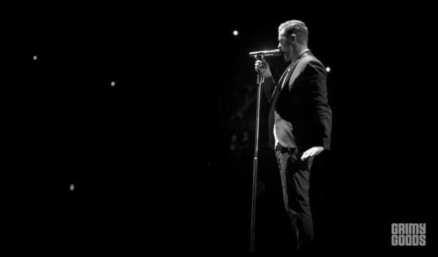 Justin Timberlake photos by Wes Marsala