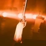 Lily Allen at the Fonda Theatre shot by Danielle Gornbein