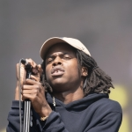 Daniel Caesar at Outside Lands day one by Steven Ward