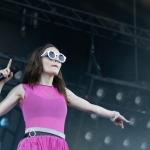 Chvrches at Outside Lands day one by Steven Ward