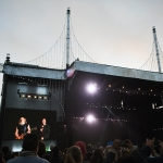 Lionel Richie at Outside Lands Music Festival