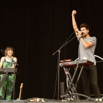 Oh Wonder at Outside Lands Music Festival
