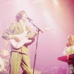 Parcels at the Fonda Theatre shot by Danielle Gornbein