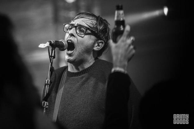 Joyce Manor, at the Well, photo by Wes Marsala