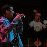 Rhye at Orpheum Theatre -- Photo: Jessica Rubio