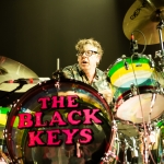 The Black Keys at the Forum shot by Danielle Gornbein