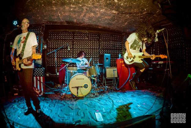 The Dils at the Casbah in San Diego Photo by ZB Images