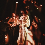 The Marias at the Moroccan Lounge -- Photo: Steven Ward