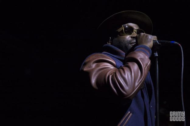 The Roots photos by Wes Marsala