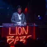 Lion Babe photos by Wes Marsala