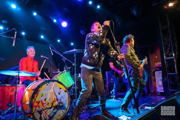 The Stitches at The Echoplex Photo by ZB Images