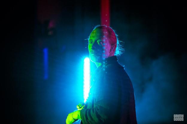 Thom Yorke at Greek Theatre L.A