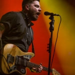 Thrice at Shrine Expo