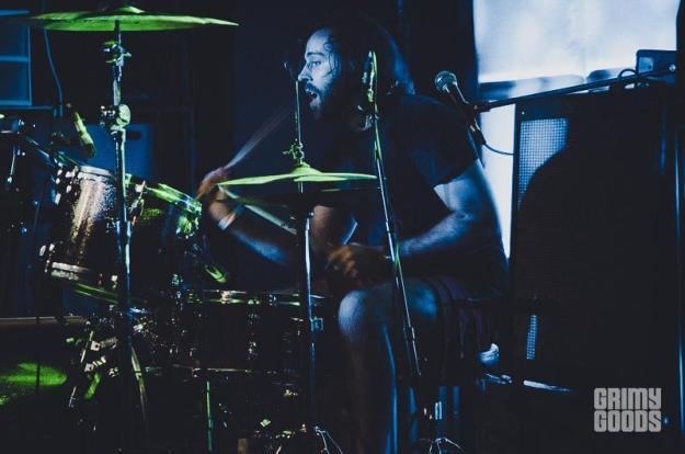 Bass drum of death photos