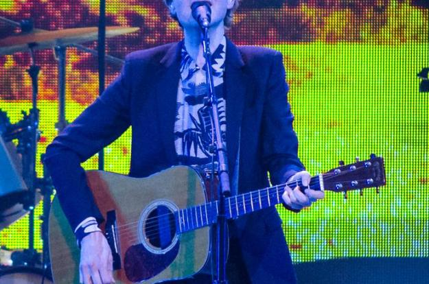 beck live photos orpheum