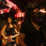 Black Angels with The Black Ryder at Pappy and Harriet's 8/22/2013 by Dominoe Farris-Gilbert