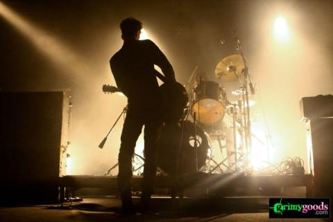 Black Rebel Motorcycle Club at the Glass House in Pomona